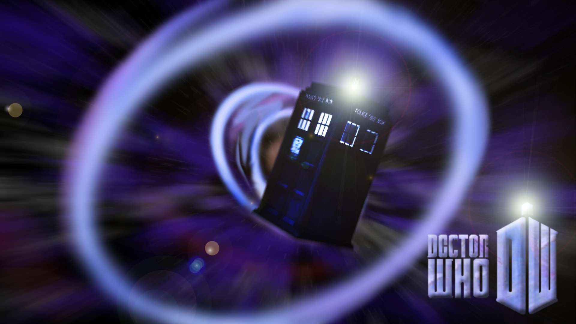 Free Download Doctor Who Logo Wallpaper Hd Wallpapers