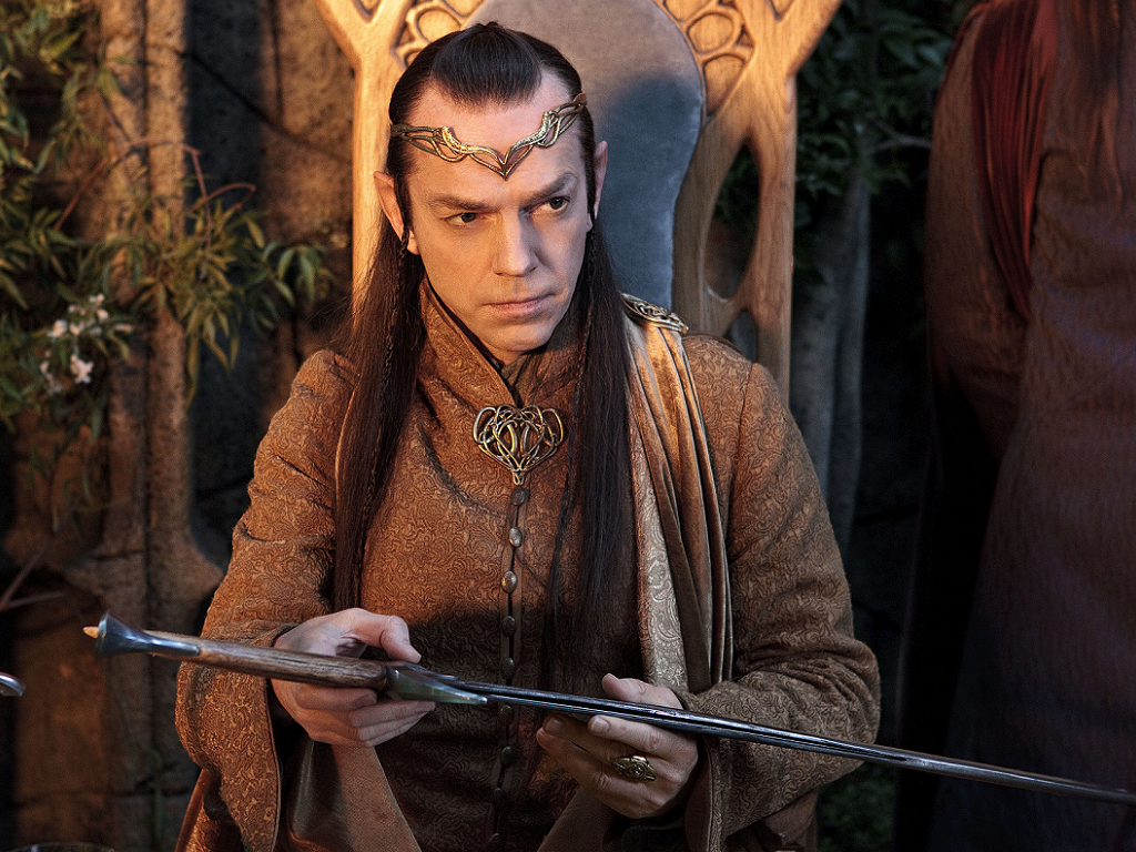 Lord Elrond   Lord Elrond Peredhil Wallpaper 37887401 1024x768