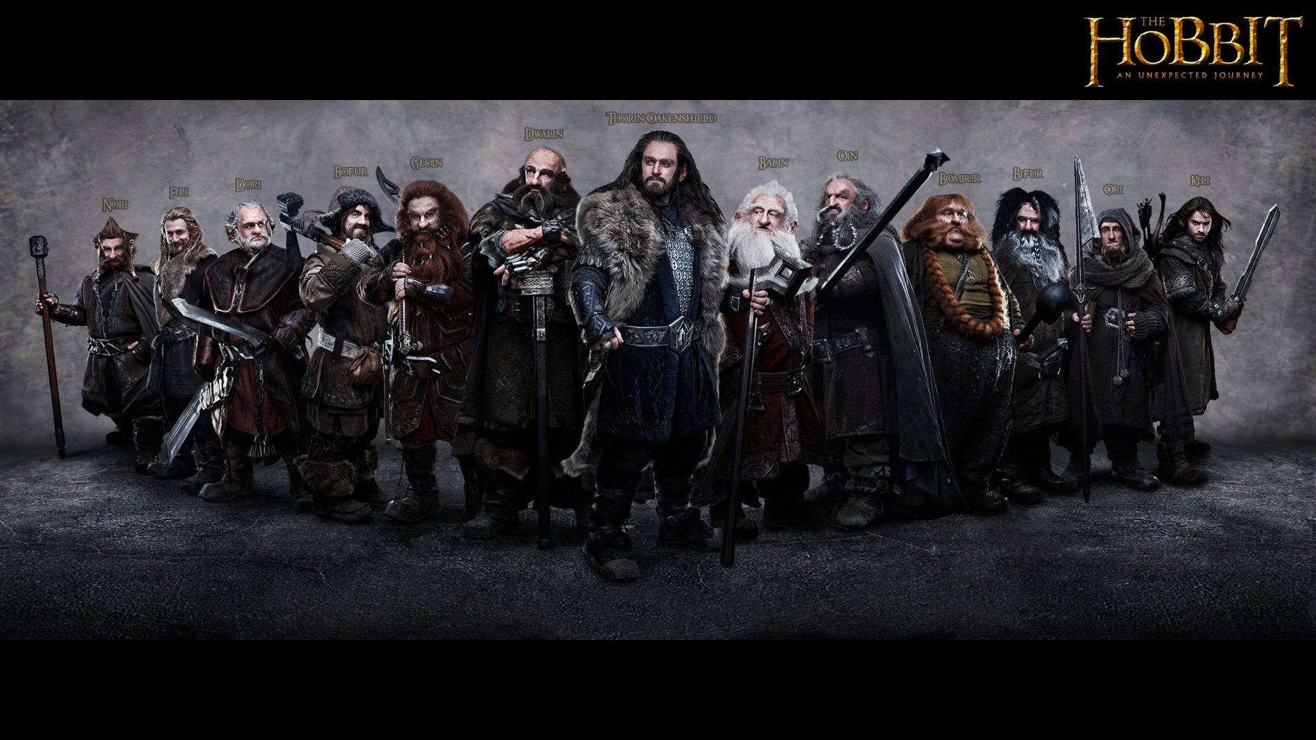Image for El Hobbit Wallpaper 1920x1080