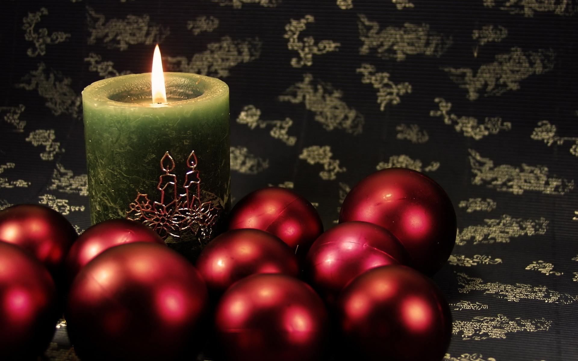 wallpaper christmas lights