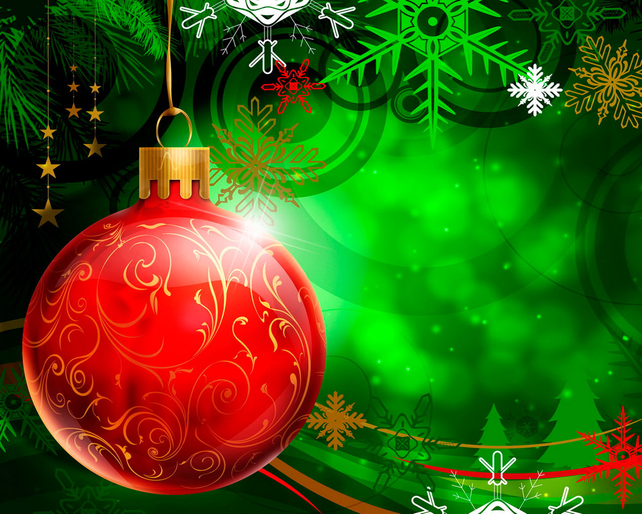 Fondos de Navidad para Pantalla   Imgenes   Taringa 1280x1024