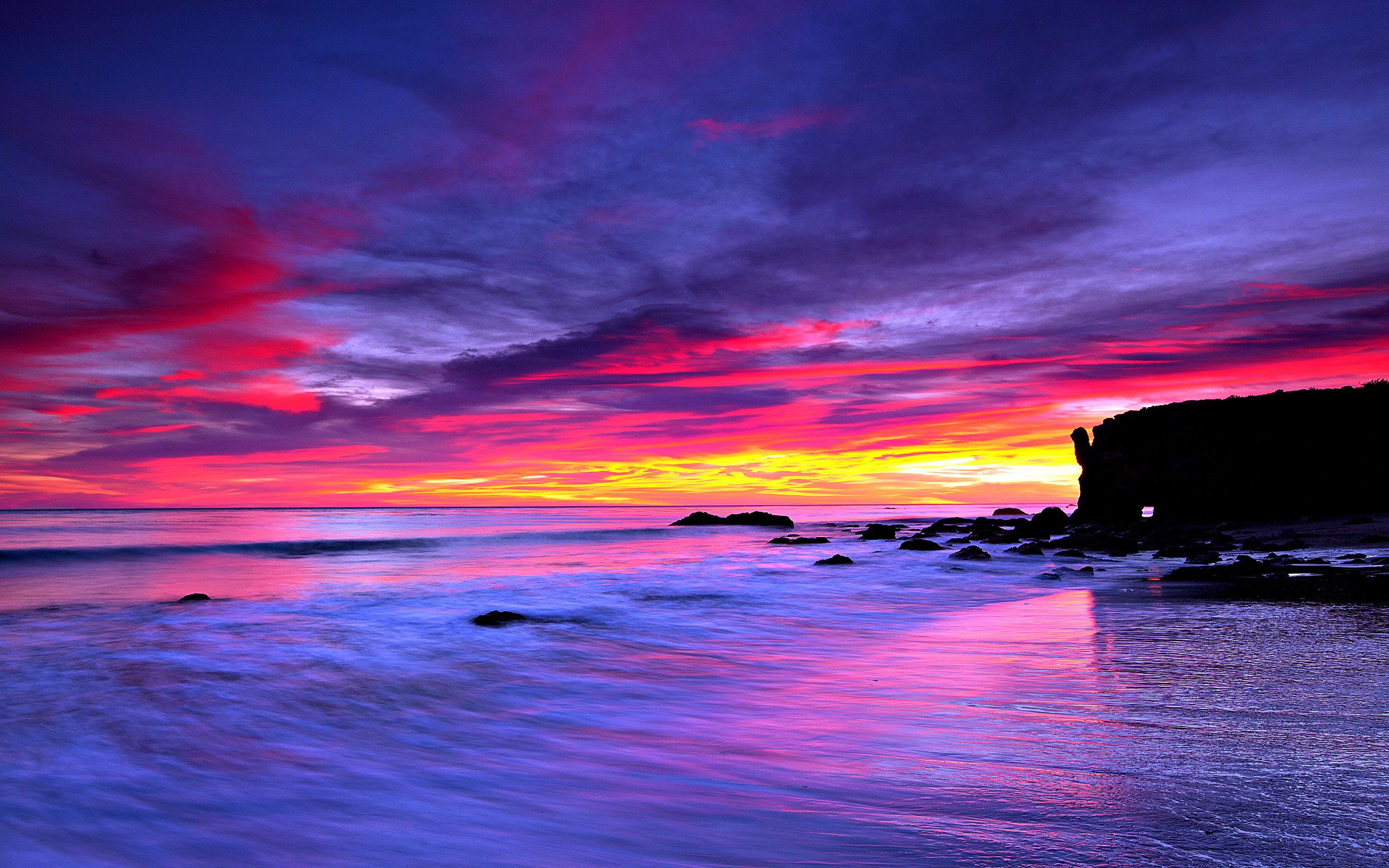 Beautiful Sea Wallpaper HD Freetopwallpapercom 2560x1600