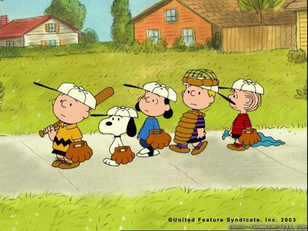 Charlie Brown wallpaper hd download 1024x768