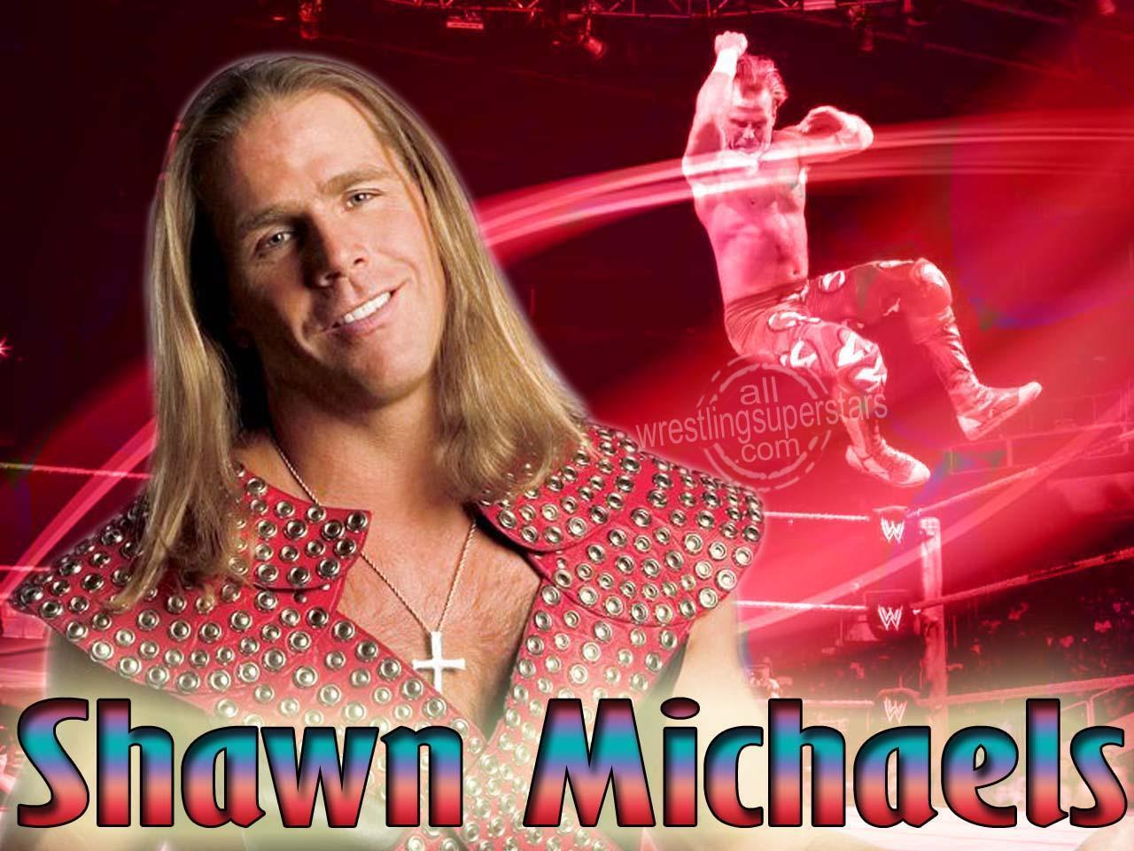 Shawn Michaels HBK 1280x960