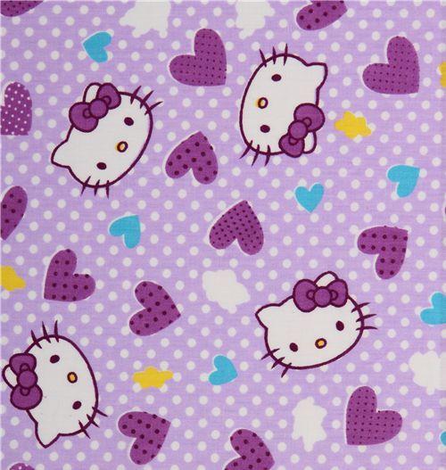 purple hello kitty wallpaper wallpapersafari