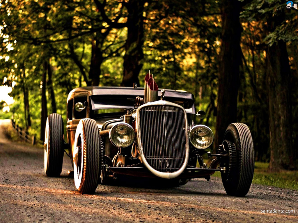 Free Download Vintage and Classic Cars HD Wallpaper #58