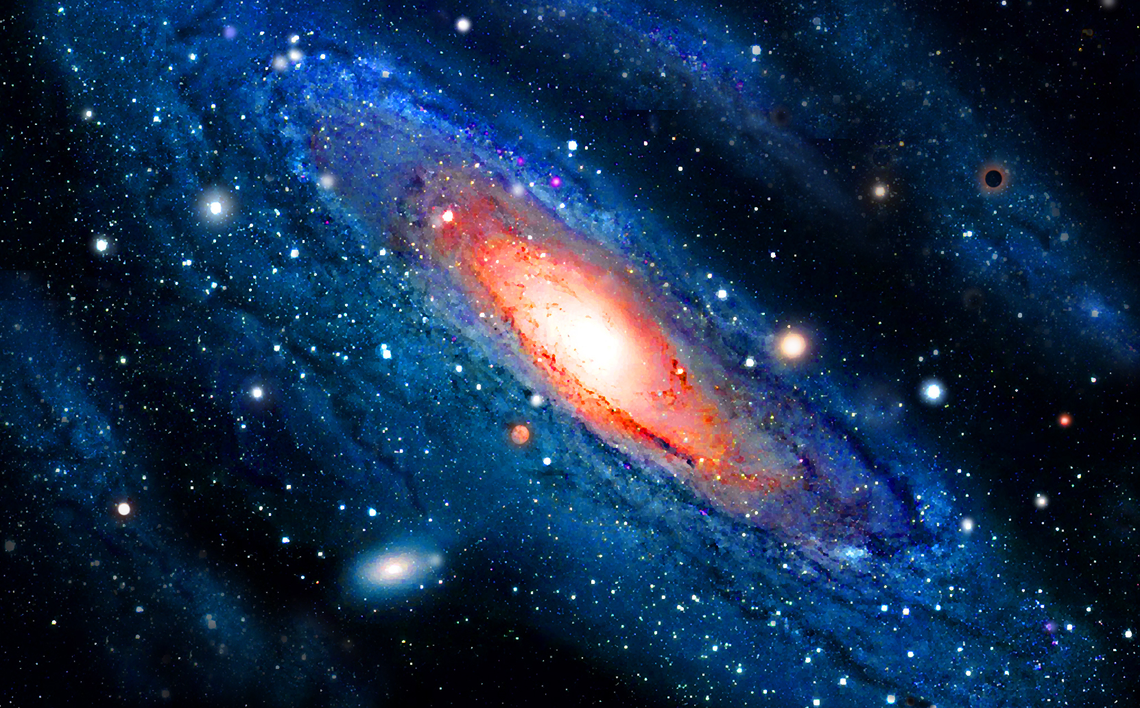 Cool Hd Space Galaxy Wallpapers: Amazing Galaxy Wallpapers