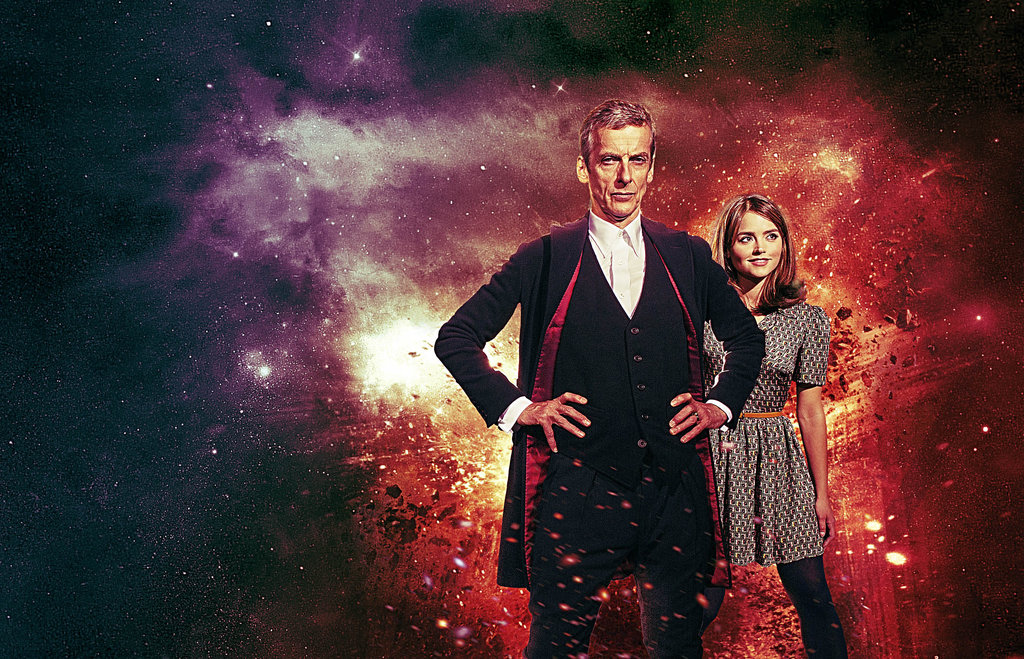 Doctor Who Wallpaper Season 8 Doctor who series 8 wallpaper 1024x659