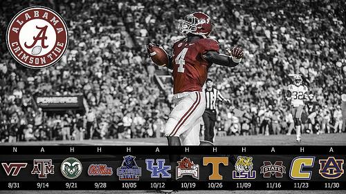 Alabama Screensavers Wallpapers: Alabama Football Screensaver And Wallpaper