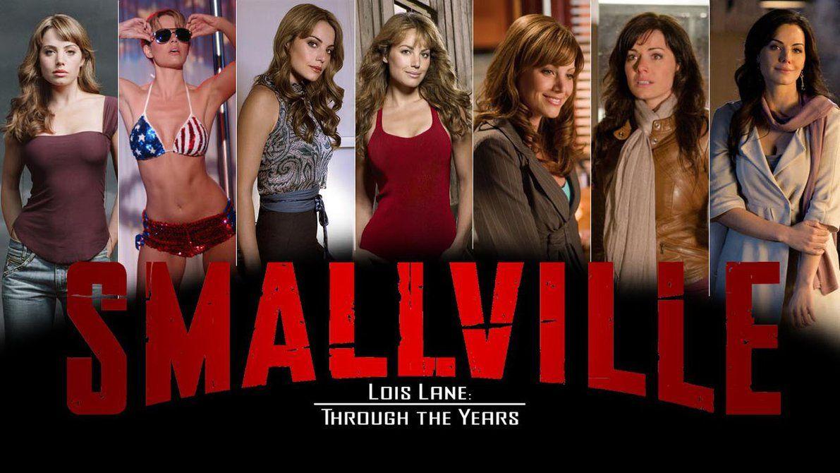 Lois Lane  Through the Years Smallville clark kent Lois lane 1191x670
