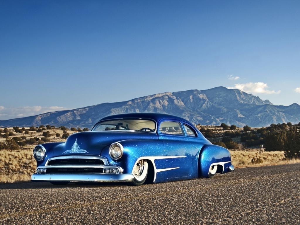 Cars hot rod chevrolet classic car wallpaper   (48964)