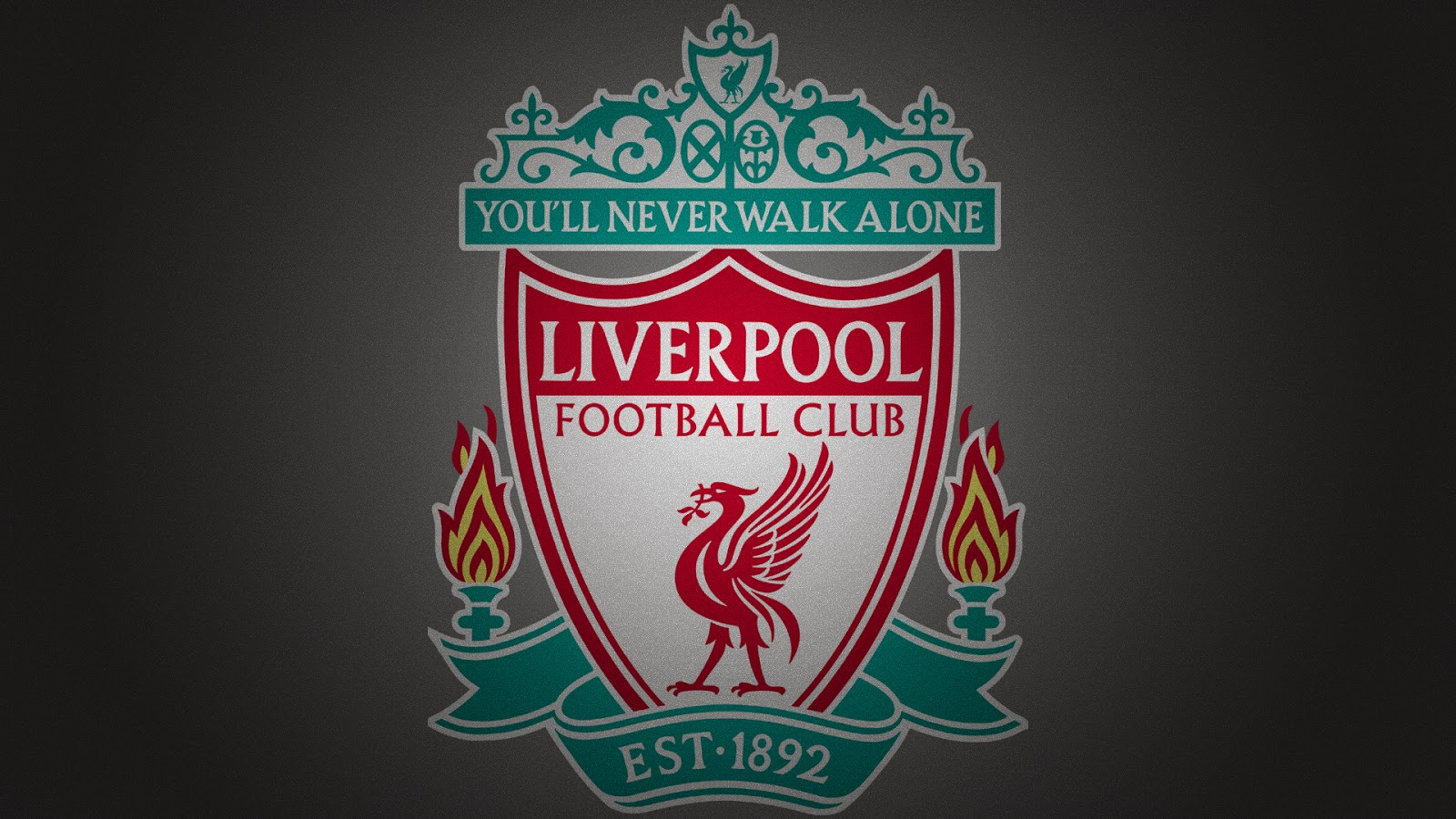 Wallpaper Logo Liverpool 2017