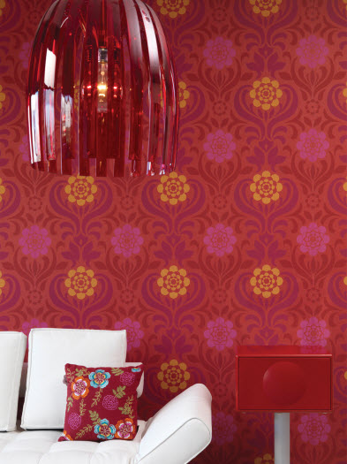 HGTV HOME by Sherwin Williams Features Wallpaper Collection HGTV 393x525