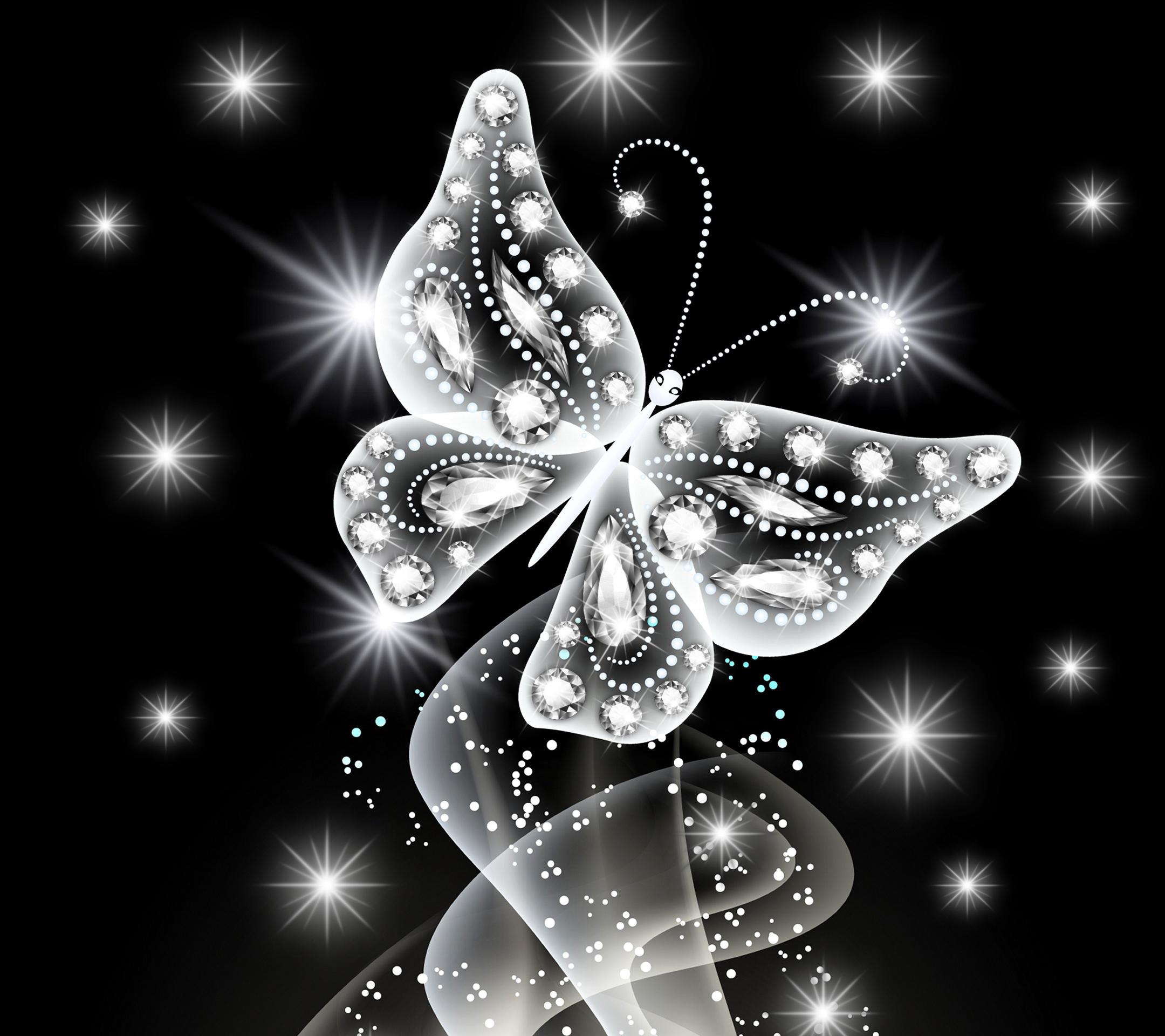 Wallpaper of diamonds wallpapersafari - Black and white love pictures ...