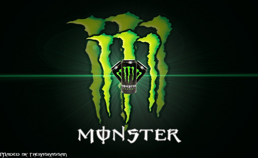 Monster Energy Drink Wallpaper Wallpapersafari