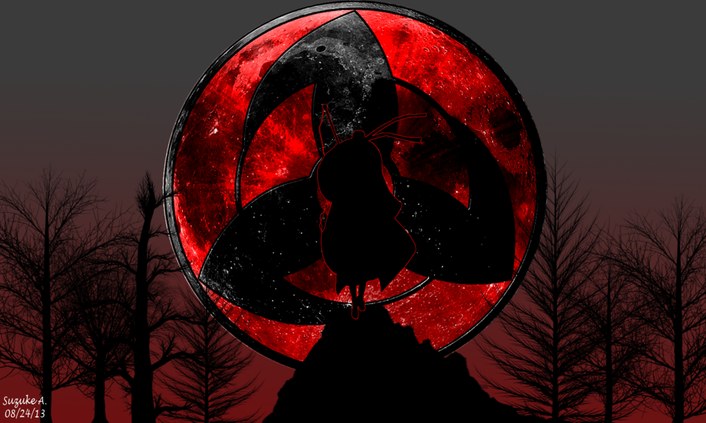 Mangekyou Sharingan Wallpaper Wallpapersafari