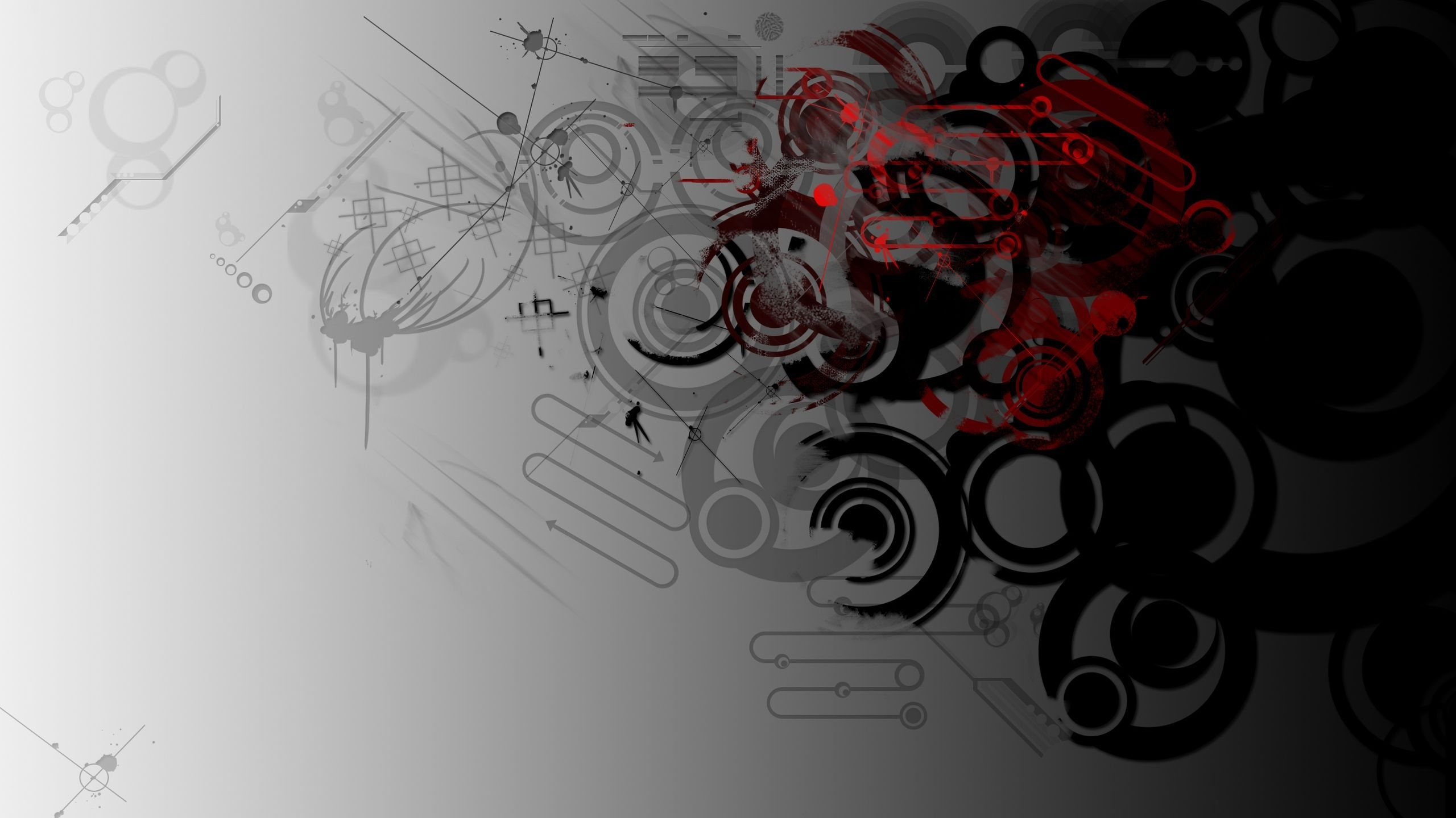 Free Download Abstract Red Silver Backgrounds Wallpapers