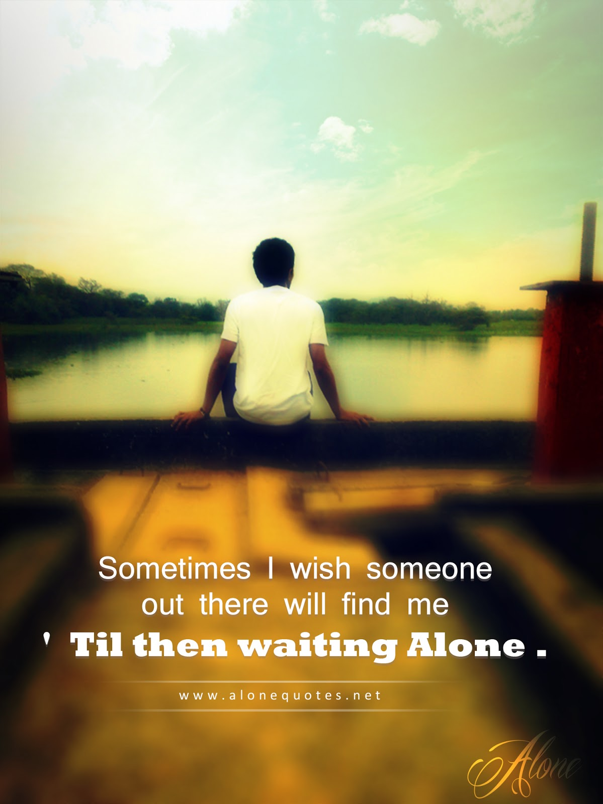 Boy Waiting For Girl Quotes: 1199x1600px Alone Boy HD Wallpaper