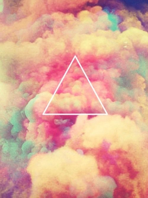 NUBES Hipster Galaxy Pinterest Iphone 5s Hipster and Triangles 500x670