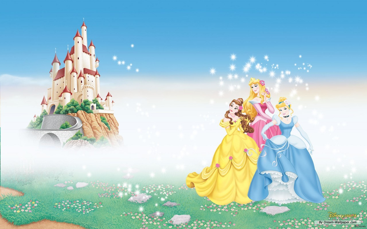 Disney Princess Wallpaper 1280800 Screensaver cute Wallpapers 1280x800