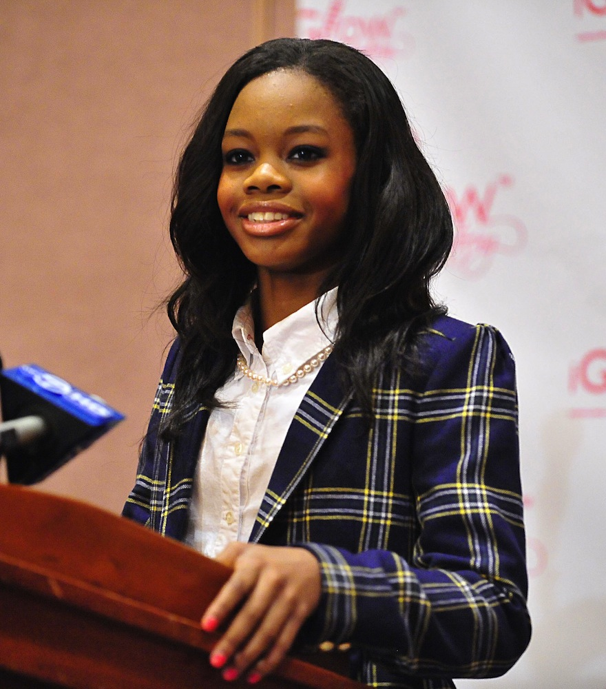 Gabby Douglas Speaker Contact Booking Agent For Fees 880x1000