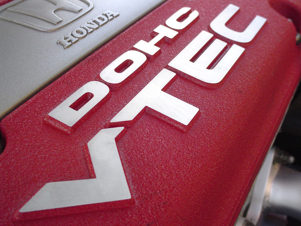 Red DOHC VTEC by DubUilly 1024x768