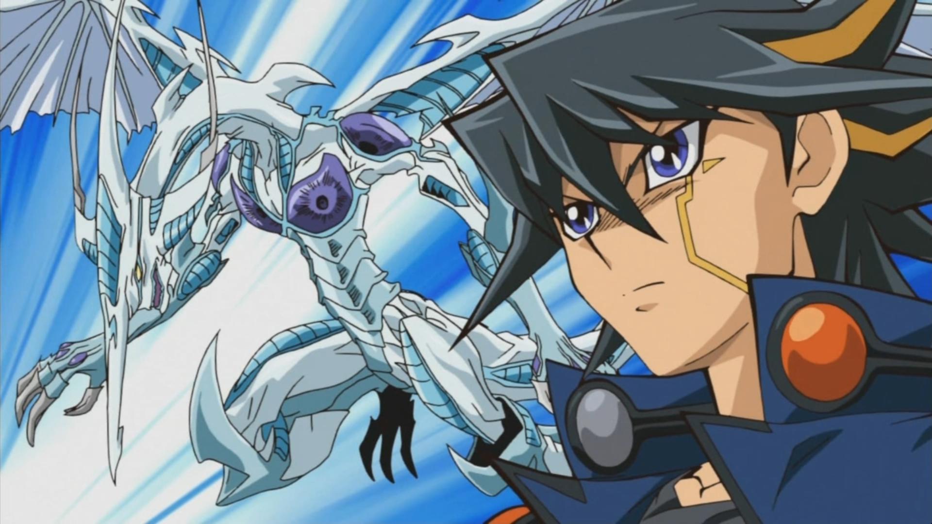 The Organization [OCG] Duelist Card Protector Fudo Yusei 1920x1080