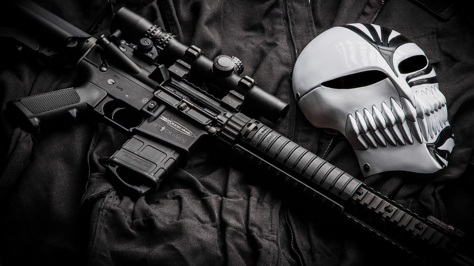 HD Weapons Wallpapers  WallpaperSafari