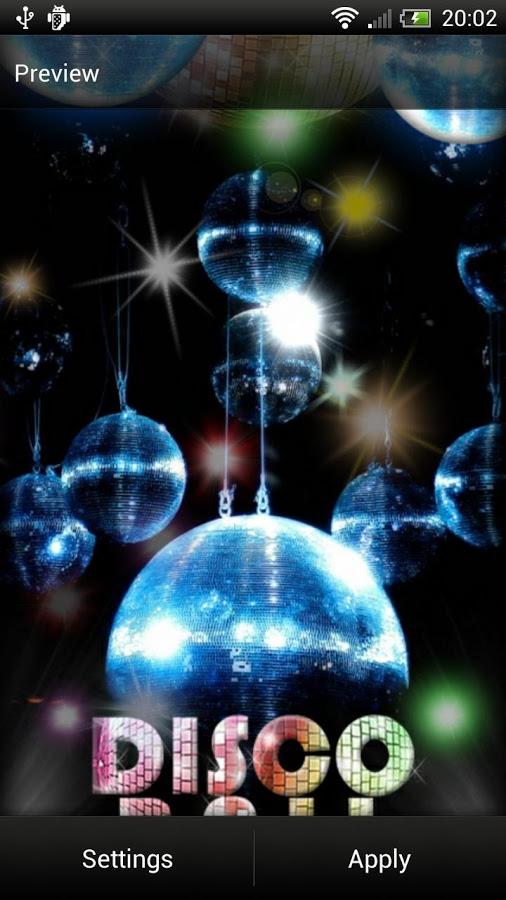 Disco Ball Live Wallpaper APK by Live Wallpaper Details 506x900