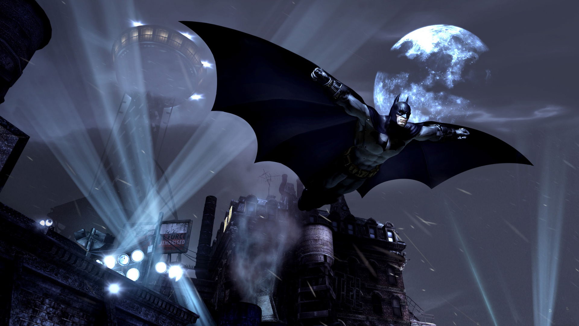 Wallpaper HD Batman Arkham City HD Wallpapers 1920x1080