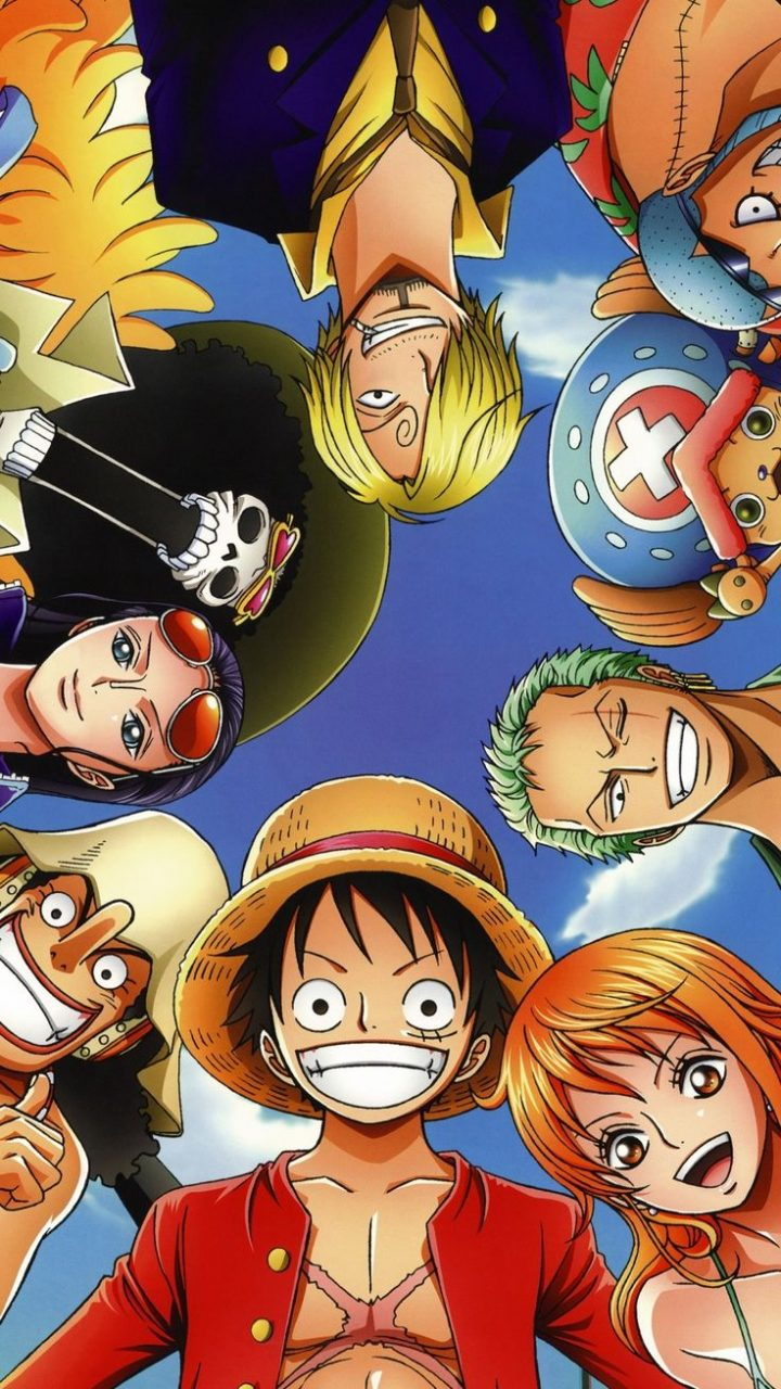 One Piece Iphone Wallpaper Download   anime 720x1280