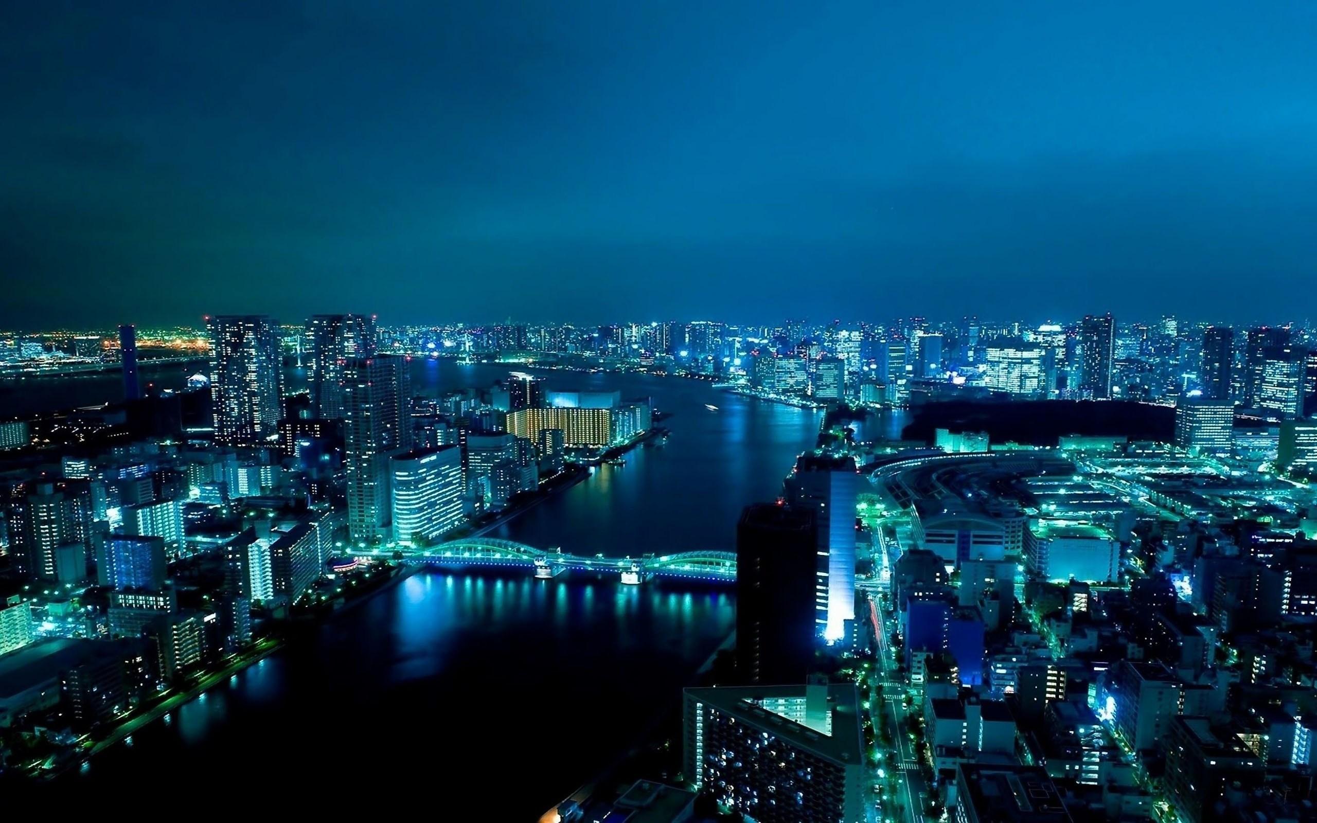 Tokyos surprising lack of density   Market Urbanism 2560x1600