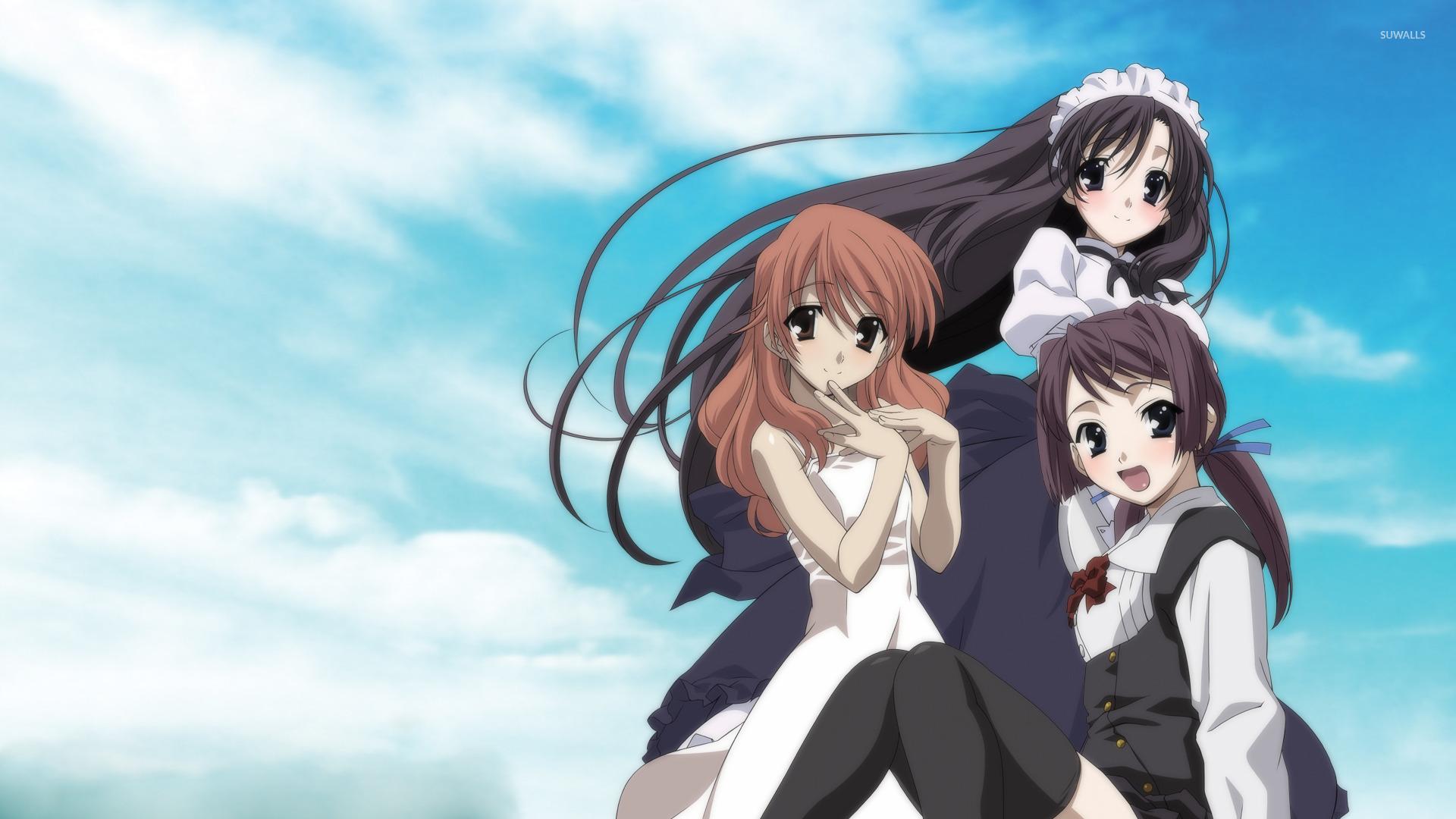 download School Days wallpaper Anime wallpapers 33347 1920x1080