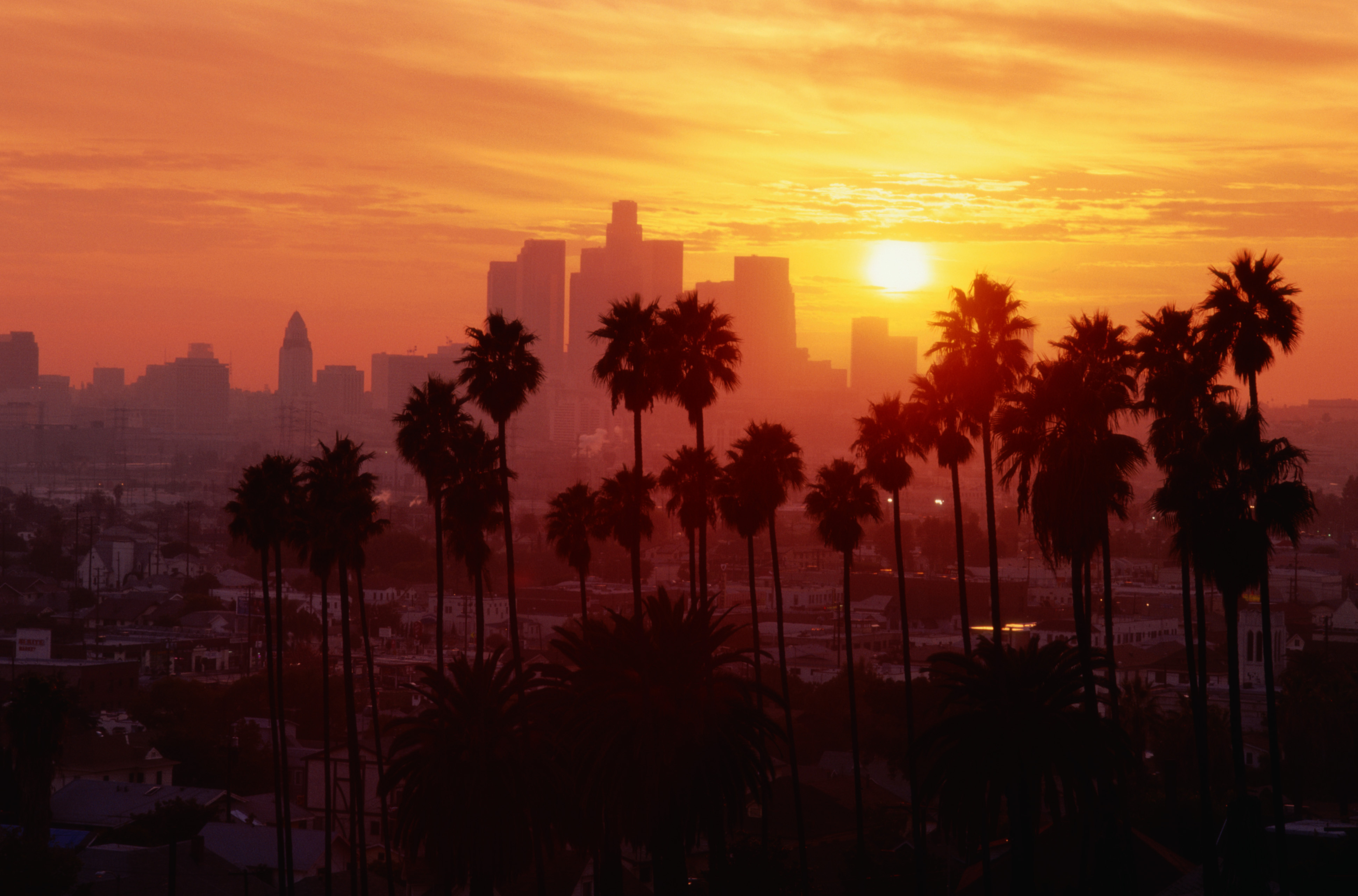 4K wallpaper   City   usa city town California Los Angeles 3884x2564