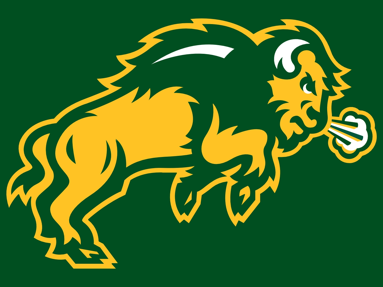 North Dakota State Football Logo 1365x1024