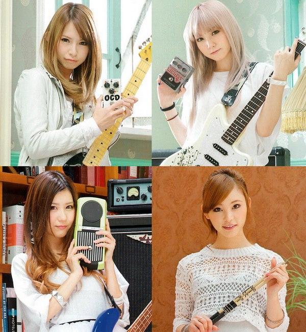 Tsumori NoGenki dene Promotion Photo 2 SCANDAL JAPAN BAND WALLPAPER 600x651