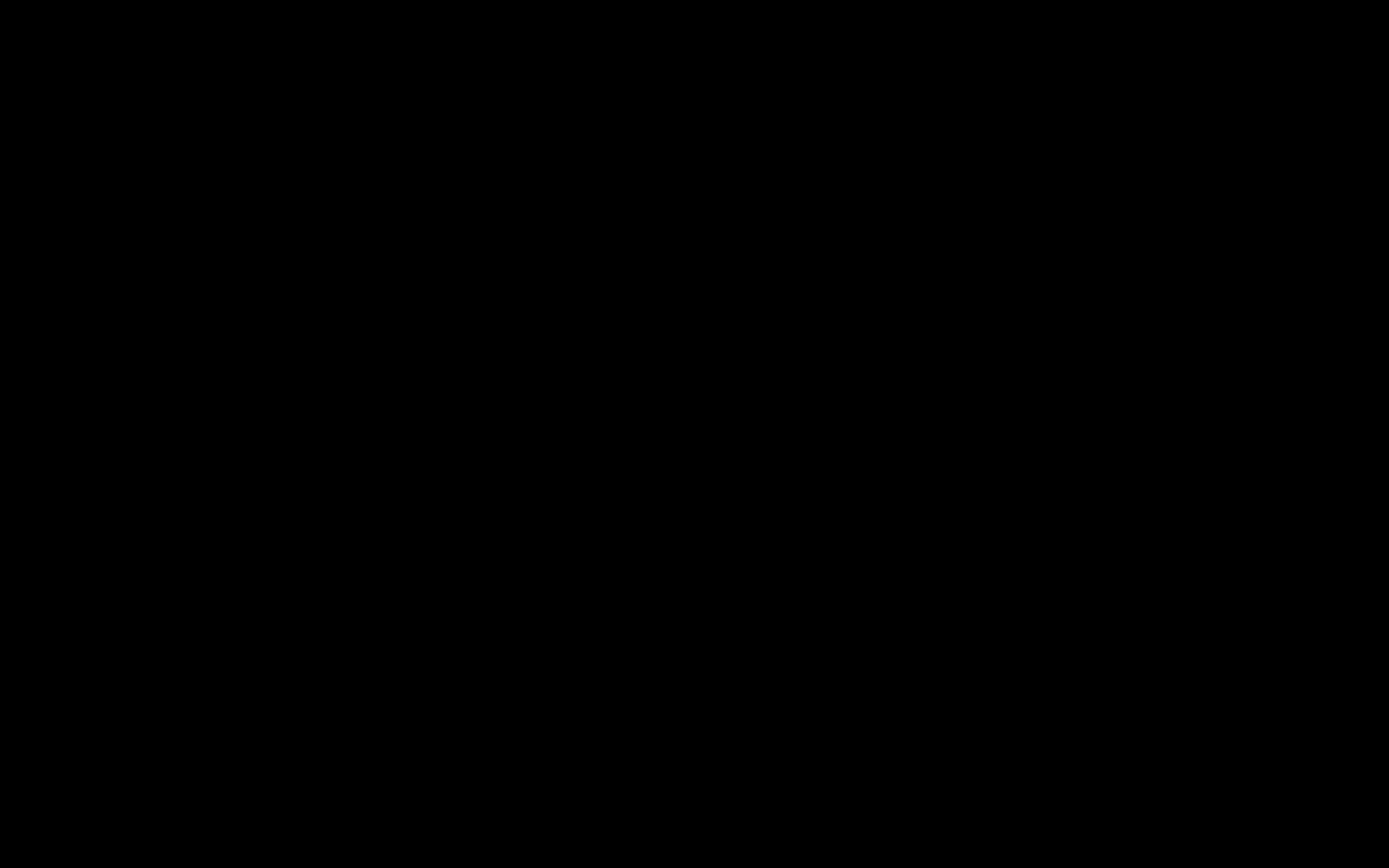 Black Blue White Inscription Wallpaper Background Ultra HD 4K 3840x2400