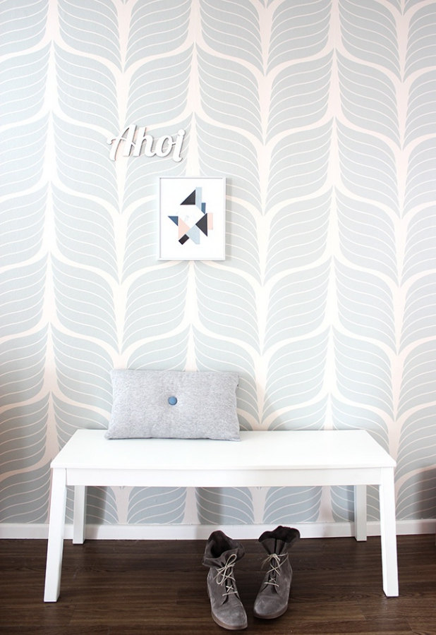 Self adhesive vinyl temporary removable wallpaper wall by Betapet 618x900