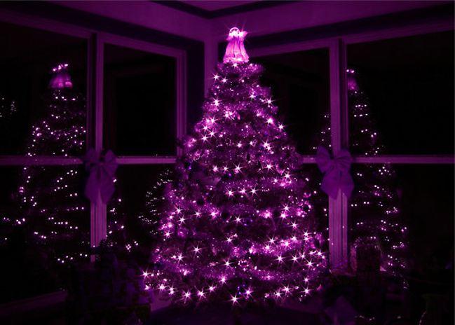 purple christmas backgrounds wallpapersafari. Black Bedroom Furniture Sets. Home Design Ideas