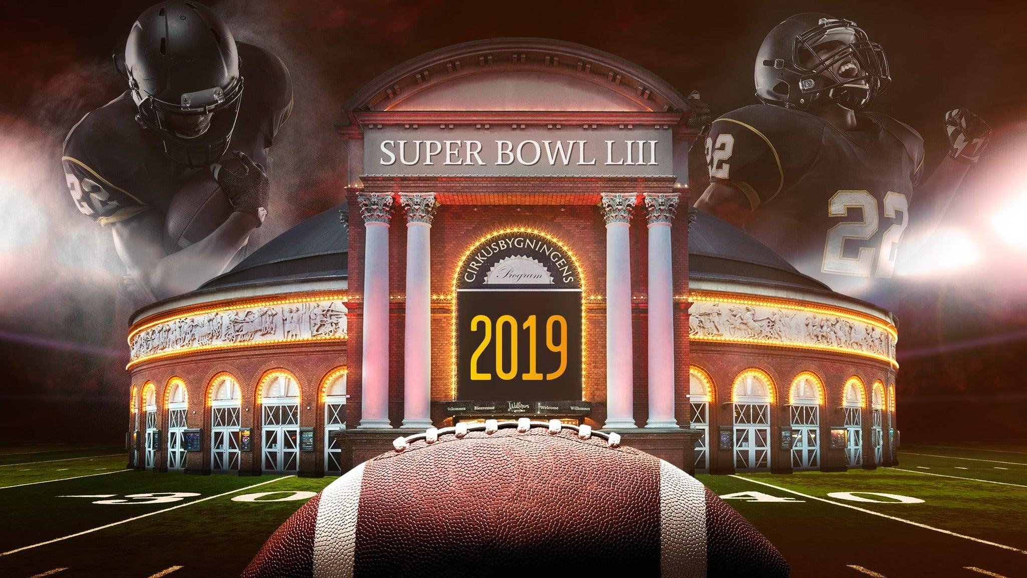 Super Bowl LIV at Hard Rock Stadium on Sunday February 2 2020 2048x1152