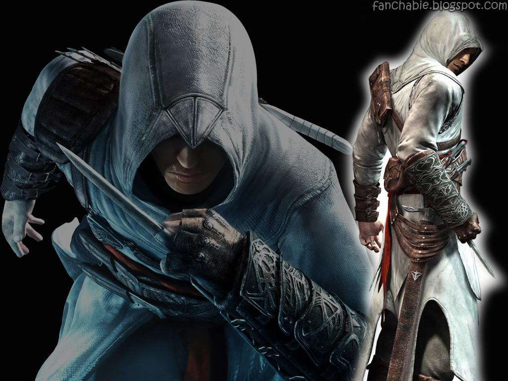 Assassins Creed 2 Wallpaper 3 4 1024x768