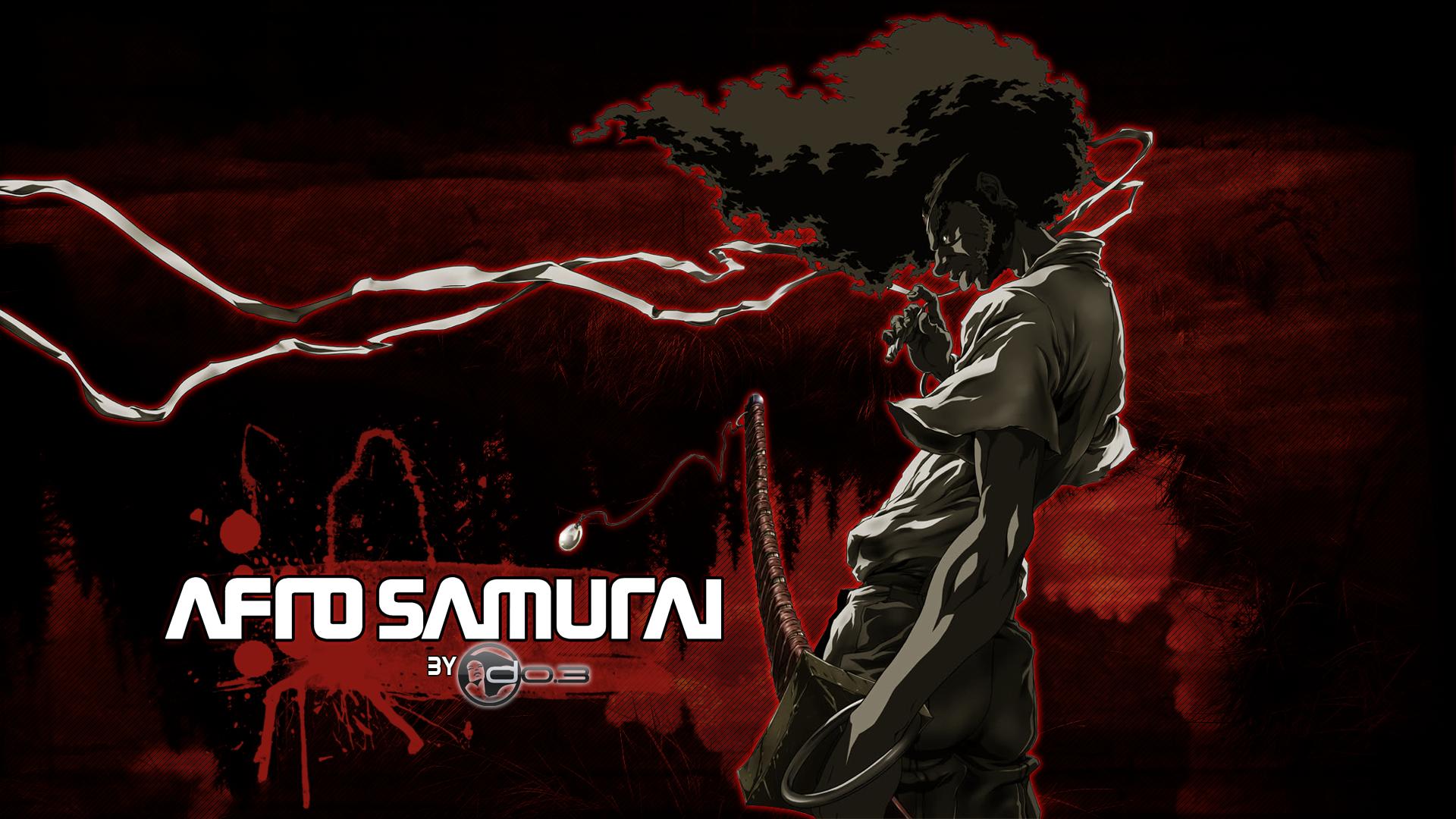 Afro Samurai wallpaper   392778 1920x1080