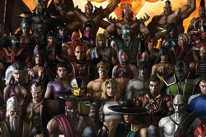 Mortal Kombat All Characters X Pictures to pin 700x467