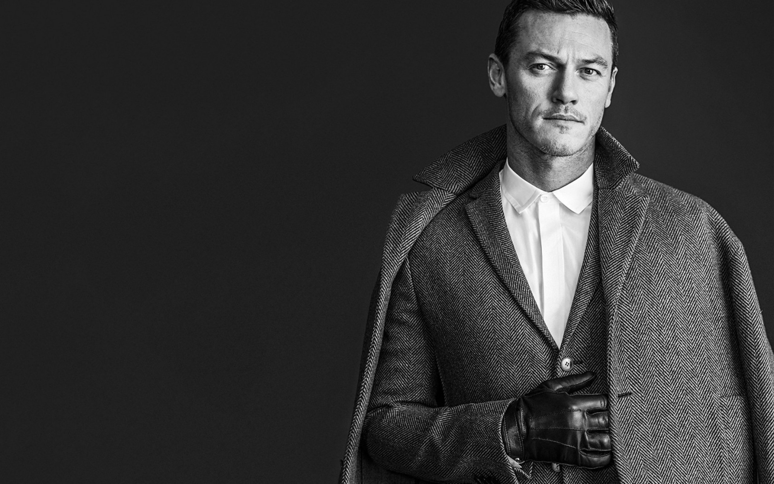 Luke Evans Wallpaper HD Desktop Backgrounds 2560x1600