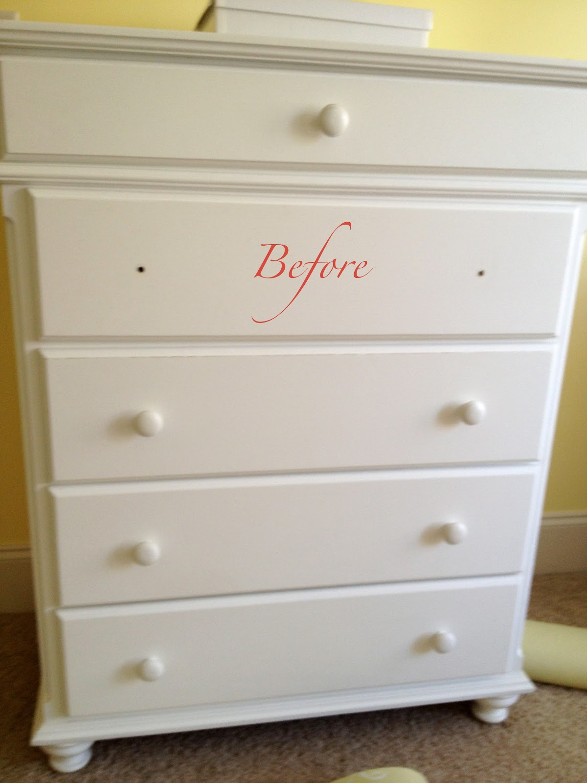 Furniture Makeover Laceys