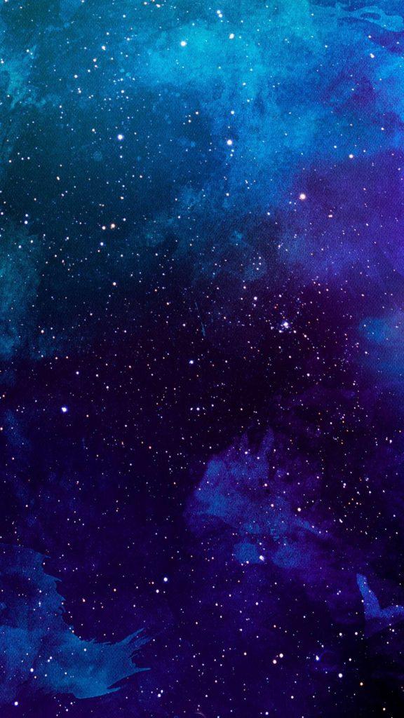 Star Galaxy Wallpaper All in Bit 576x1024