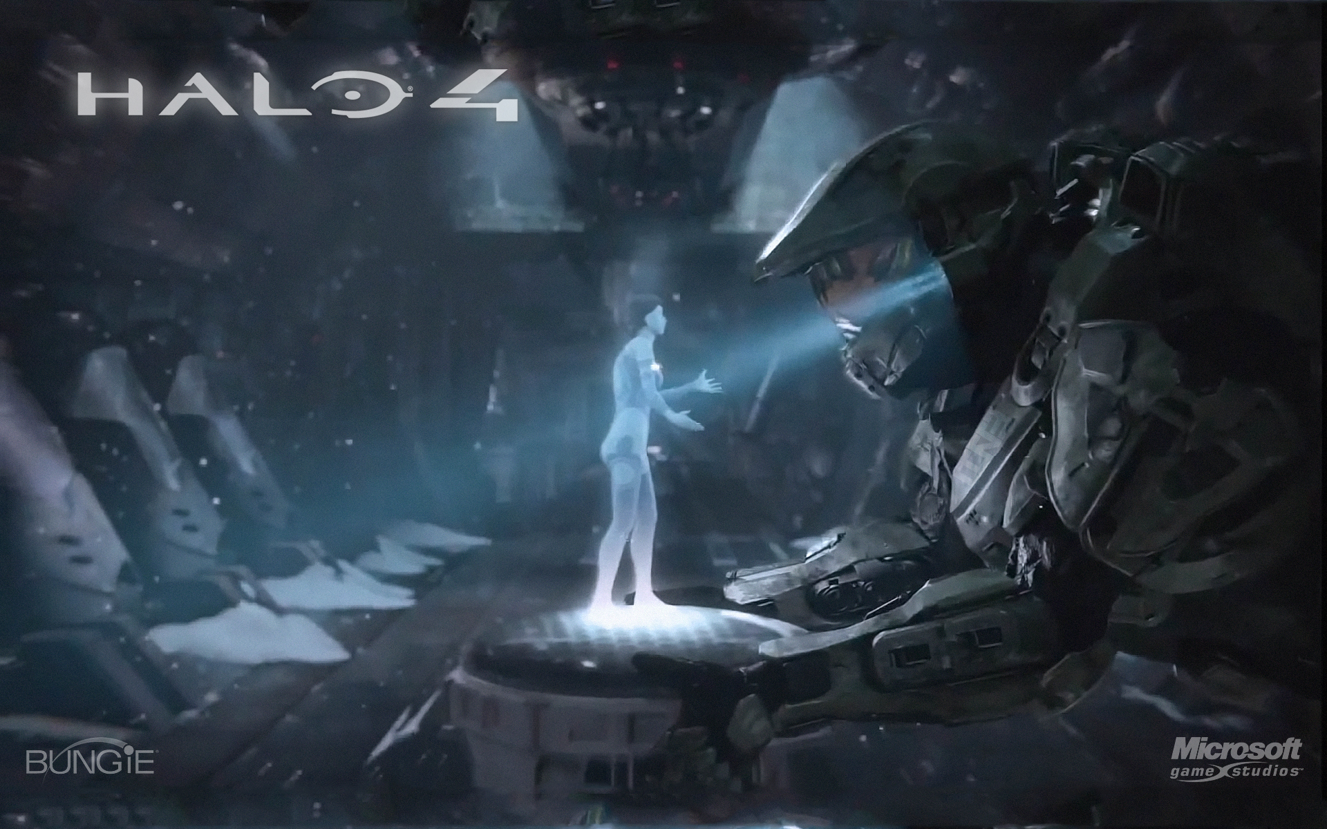 Halo 4 HD Backgrounds 1920x1200