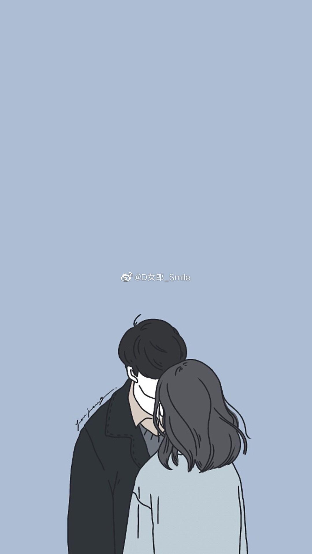 Aesthetic Anime Couple Wallpapers   Top Aesthetic Anime 1080x1920
