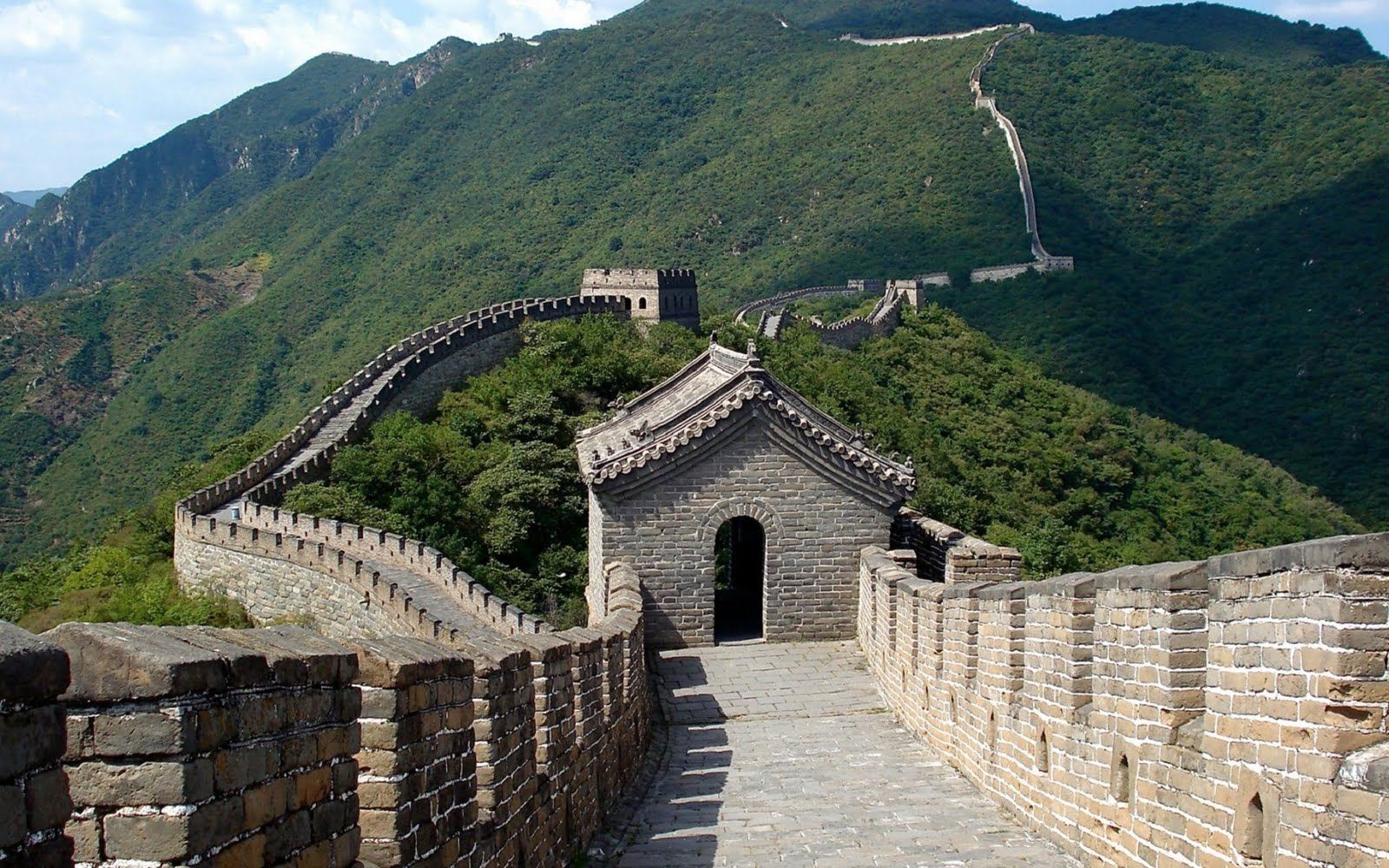 Chinese Wall HD Wallpapers Great Wall Desktop Wallpapers 1600x1000