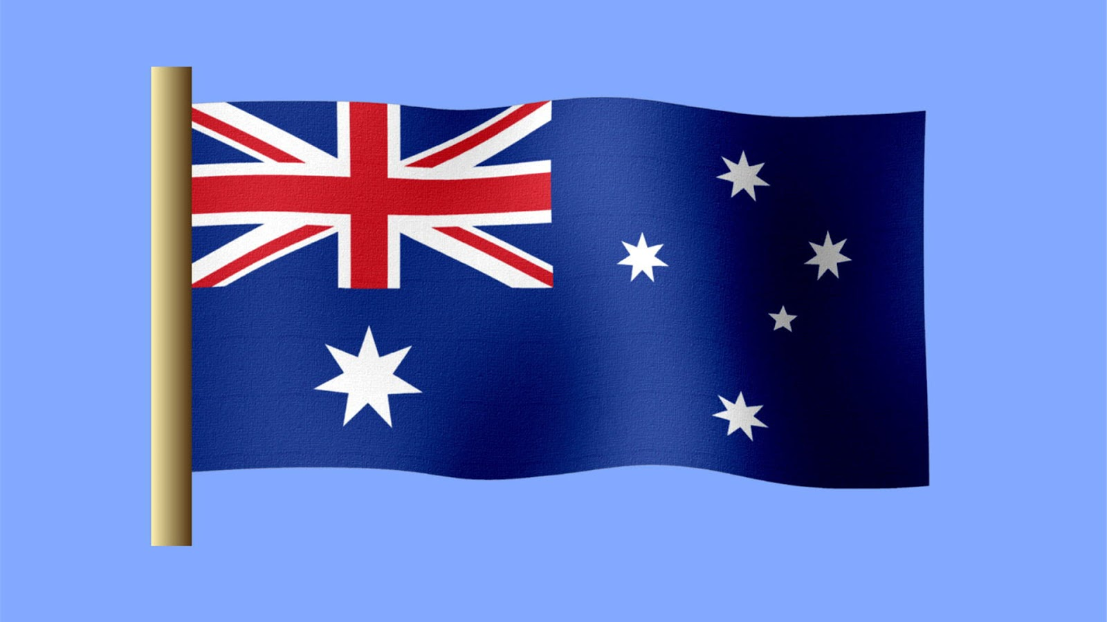 amazing animated simple australian flag australian map hd images 1600x900